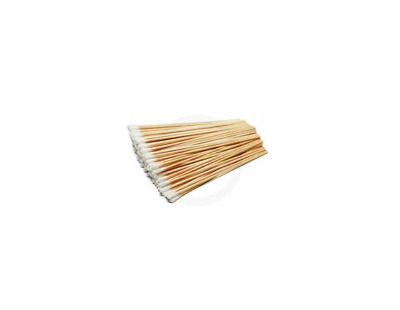 $ CDN18.28 • Buy 1000 Pc! Cotton Swab Swabs Applicator 6  Long! Qtips Wood Handle *DEAL!*
