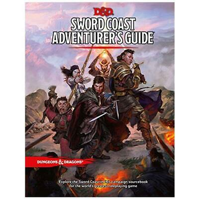 AU41.95 • Buy D&D Dungeons & Dragons Sword Coast Adventure Guide