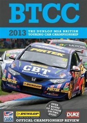 British Touring Car Official Review 2013 (DVD, 2013, 2-Disc Set) • 11.99£