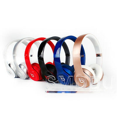 AU139.99 • Buy Beats By Dr Dre Solo 2.0 Wireless Bluetooth Headphone Earphone Variation Color