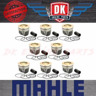 $999.99 • Buy 08-10 Ford 6.4 Powerstroke Ceramic Coated HD International Navistar Piston Set