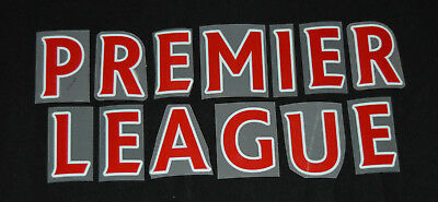 £1.50 • Buy Premier League PS Pro 2013/14/15/16  Football Shirt Red Letter Player Size