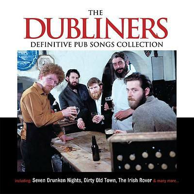 £12.85 • Buy The Dubliners - Definitive Pub Songs Collection (2016) | NEW & SEALED 2CD