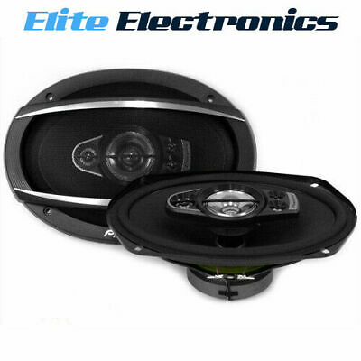 AU116.85 • Buy Pioneer Ts-a6970f 6x9  5-way 600w Peak 4-ohms Coaxial Car Speakers