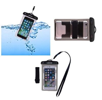 AU23.90 • Buy For ZTE NUBIA Z7 MAX Armband Protective Case 30M Waterproof Bag Universal