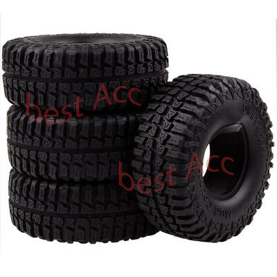 £18.38 • Buy 1.9  Tires Tyre 4PCS 7036 Dick Cepek Mud Country 100MM For RC 1/10 Crawler Rock