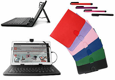 Variety Of Keyboard Cases For Samsung Galaxy Tab S 10.5-inch / Tab 4 / Note 10.1 • 13.99£