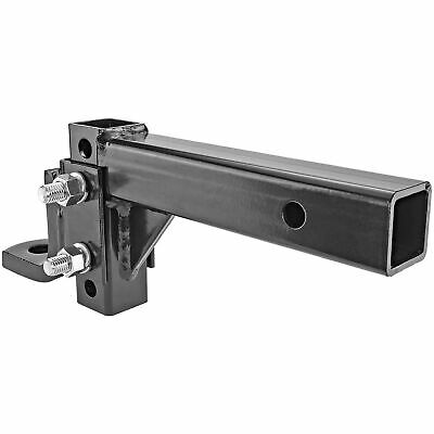 Raise & Drop Adjustable Ball Mount Hitch For Towing Trailer Haul Pickup Truck • 28.01$