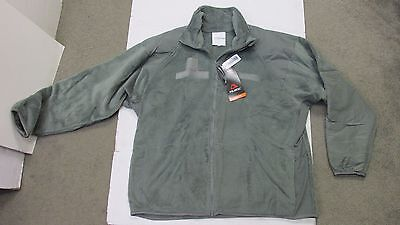 New Us Military Polartec Thermal Pro Fleece Acu Foliage Xxl Reg 2x Gen 3 L3 • 69.95$