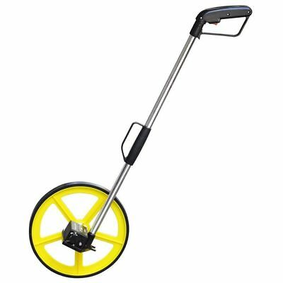 £19.95 • Buy Distance Measuring Wheel With Stand Foldable In Bag Surveyors Builders Road Land