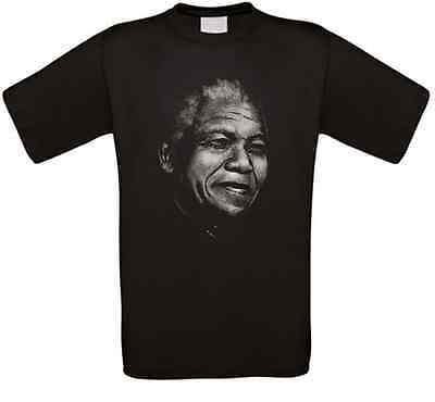 Nelson Mandela Anc South Africa South Africa Freedom T-Shirt • 11.27£