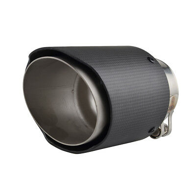$ CDN77.69 • Buy Exhaust Pipe End Tip IN-2.5  Out-3.5  Carbon For BMW F32 F36 435i 428i F30 335i