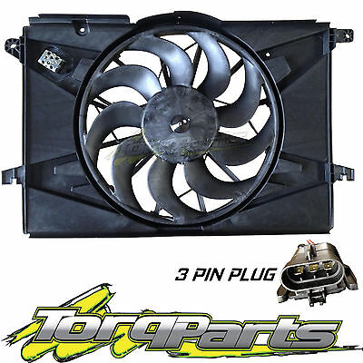 AU152 • Buy Thermo Fan Suit Bf Fg Falcon & Territory Sy S2 Ford Radiator Single