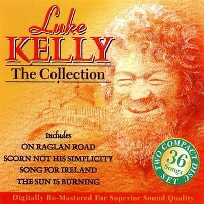 Luke Kelly - The Collection (2001) | NEW & SEALED 2 CD (The Dubliners) • 12.80£