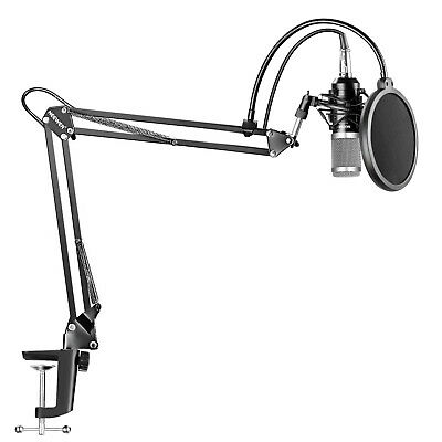 AU79.99 • Buy Neewer NW-800 Professional Recording Condenser Microphone Kit