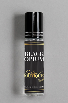 The Black Opium's  !!!! 10ml PERFUME OIL FRAGRANCE FOR WOMEN. • 4.95£