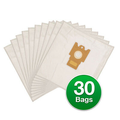 Replacement Type G/N Poly Wrapper Vacuum Bags F/ Miele Cat & Dog 5000 - S5 -6pk • 47.03£