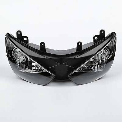$156 • Buy Headlight Headlamp Assembly Fit For Kawasaki Ninja ZX6R ZX-6R ZX636 2005 2006 05