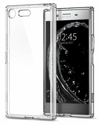$ CDN7.64 • Buy Clear Transparent TPU Case Back Cover Skin For Sony Xperia XZ Premium