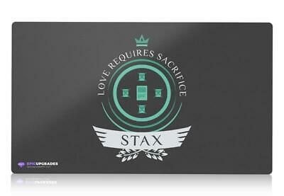 Playmat - Stax Life Magic The Gathering MTG EDH Commander Custom TCG Play Mat • 18.99£