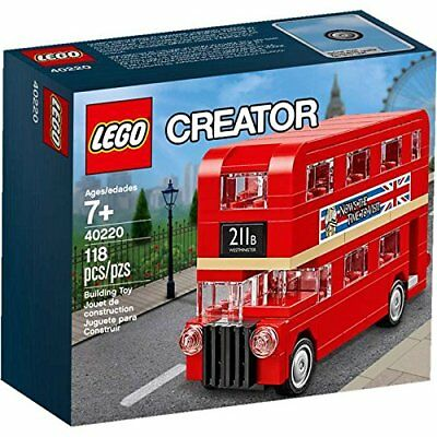 $ CDN49.76 • Buy BRAND NEW LEGO Creator Double Decker London Bus 40220