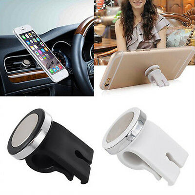 £0.99 • Buy 1pc Car Air Vent Phone Holder Mount Stand Magnetic Bracket For Phone Navigation