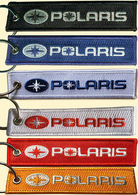 POLARIS •  Collector/'s Anniversary Vintage 1985 Indy 400 Snowmobile Key Chain