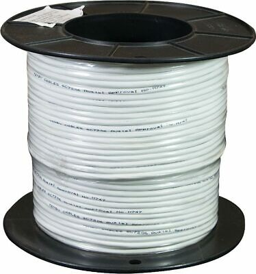 AU38.25 • Buy 6 Core Security Cable 7/0.20mm 100mtr Roll For Alarm / Intercom