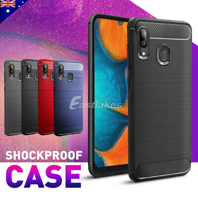 AU7.95 • Buy For Samsung Galaxy A20 A30 A51 A71 A8 A5 J5 J2 Pro J8  Shockproof TPU Case Cover