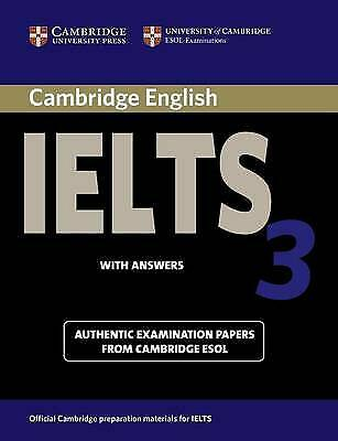£13.99 • Buy Cambridge IELTS 3 Student's Book With Answers..., University Of Cambri Paperback
