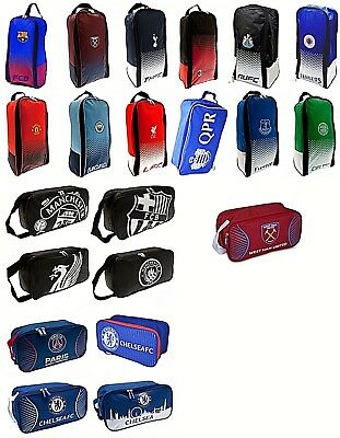 Football Club Boot Bag Kids School Gym Pe Kit Pump Shoe Bootbag Gift Xmas • 9.69£