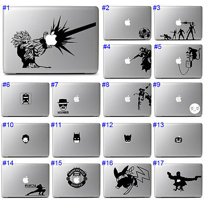 $11.97 • Buy Laptop Notebook Macbook 13 15 Pro Air Cute Funny Cool Sticker Decal Decoration