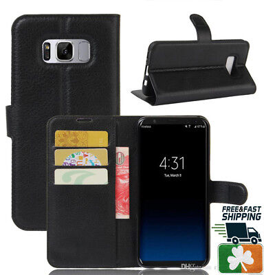 $ CDN30.35 • Buy Brand New Stylish PU Leather Wallet Case Cover For Samsung Galaxy S8