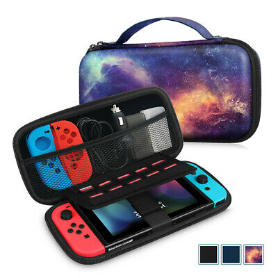 $11.69 • Buy For Nintendo Switch Console Joy-Con Case Portable Storage Carry Bag Pouch Cover
