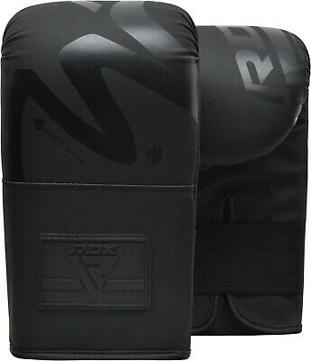 $ CDN45.99 • Buy RDX Punching Bag Gloves Boxing Training Muay Thai Mitts Kickboxing MMA Sparring
