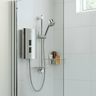 £384.99 • Buy Mira Escape Thermostatic Electric Shower Power 9kW Chrome Handset 1.1563.730
