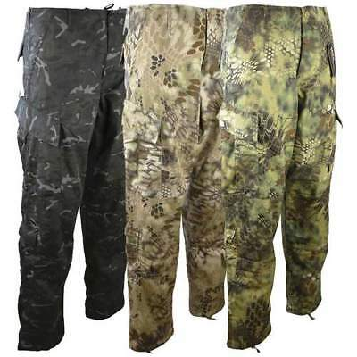 £24.95 • Buy Kombat Military Tactical Assault Trousers Combat ACU Style Airsoft Paintball