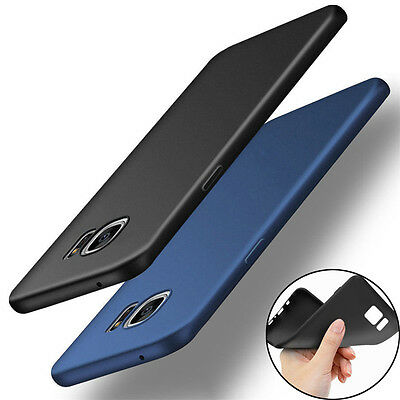 AU3.99 • Buy For Samsung Galaxy Note 9 J5 J7 Pro Shockproof Rubber Matte Slim TPU Case Cover