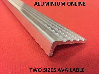 £9.81 • Buy ALUMINIUM ANGLE EDGE TRIM Sizes From 250mm To 2500mm