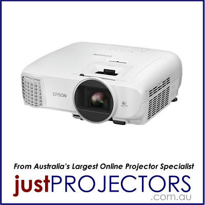 AU1263 • Buy Epson EH-TW5600 FULL HD 1080p 3D Home Projector From Just Projectors Australia
