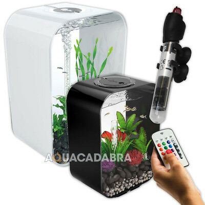 BiOrb Life Tropical Aquariums Fish Tank Kit Heater MCR Colour Changing Remote • 151.99£