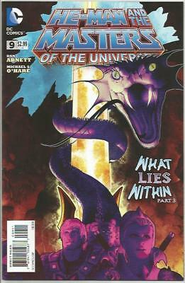 $8.33 • Buy HE MAN & THE MASTERS OF THE UNIVERSE (2013) #9 Back Issue (S)