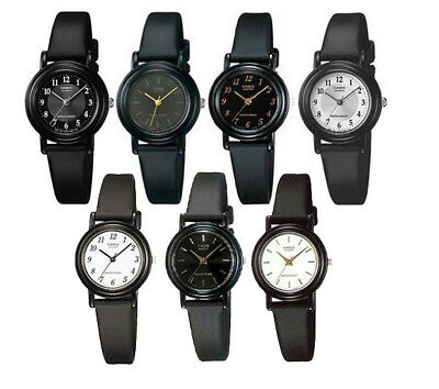 $ CDN16.86 • Buy Casio LQ139 Women's Black Resin Band Black Or White Dial Casual Analog Watch