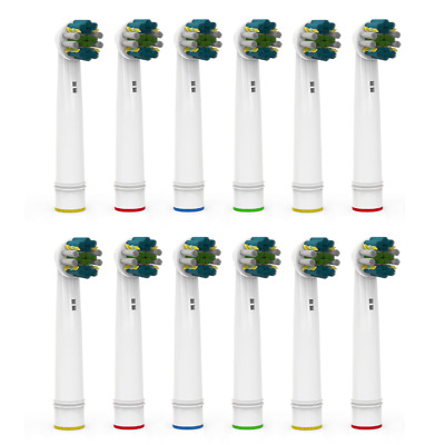 AU12.15 • Buy 12 Pürdent Toothbrush Heads Replacement Brush For Braun Oral B Floss Action