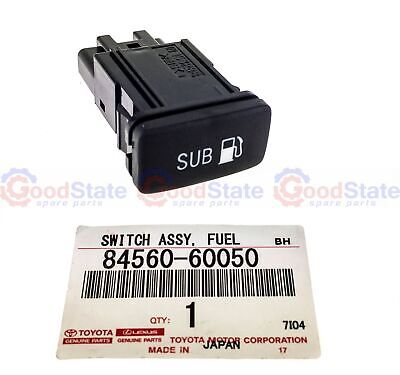 AU95.73 • Buy Genuine TOYOTA LandCruiser VDJ78 VDJ79 4.5L 07/2009-On Fuel Sub Tank Switch