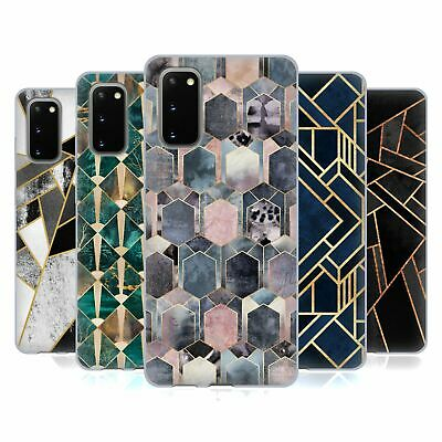Official Elisabeth Fredriksson Geometric Pattern Gel Case For Samsung Phones 1 • 10.95£