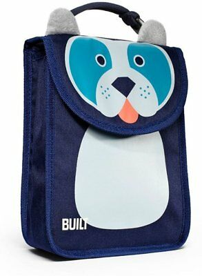 Big Apple Buddies Insulated Lunch Sack By Built, Lafayette Ladybug • 10.37£
