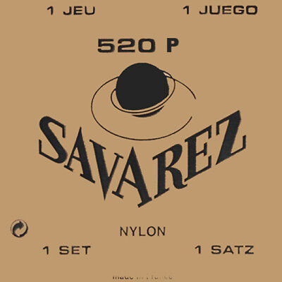$ CDN17.10 • Buy Savarez 520 P Nylon Acoustic Guitar Strings 520P Set