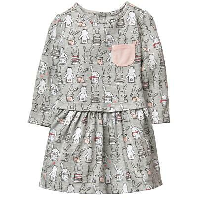 £10.47 • Buy Gymboree Baby Girls Easter Bunny Dress 6 12 18 24 Months NWT $34.95