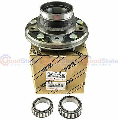 AU222.06 • Buy GENUINE Toyota Landcruiser VDJ76 VDJ78 VDJ79 70 Series Front Axle Wheel Hub